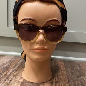 Wildfox • Classic Fox Brown Ombré Sunglasses